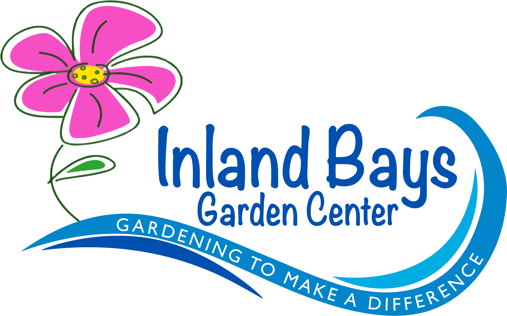 Inland Bays Garden Center Logo